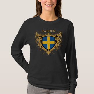 Sweden [personalize] T-Shirt