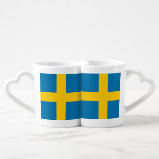 Sweden Couples' Coffee Mug Set