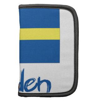 Sweden Folio Planner