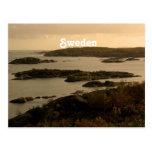 Sweden Post Card