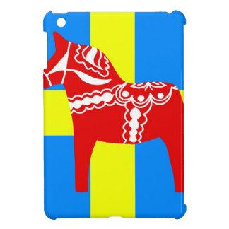 Sweden Red Dala Horse iPad Mini Cases