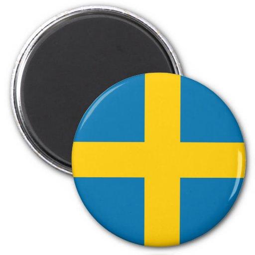 Sweden Refrigerator Magnets