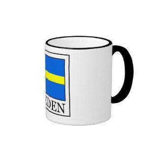 Sweden Ringer Coffee Mug