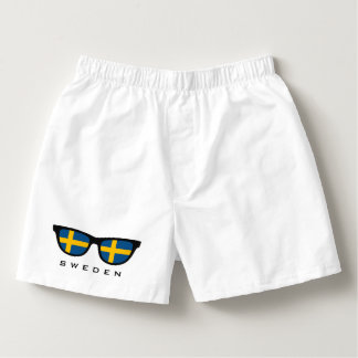 Sweden Shades custom boxers
