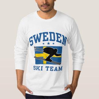 Sweden Ski Team T-Shirt