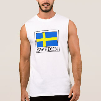 Sweden Sleeveless Shirt