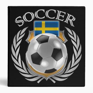 Sweden Soccer 2016 Fan Gear Binder
