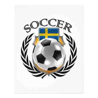 Sweden Soccer 2016 Fan Gear Flyer