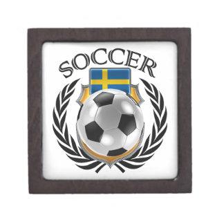 Sweden Soccer 2016 Fan Gear Gift Box