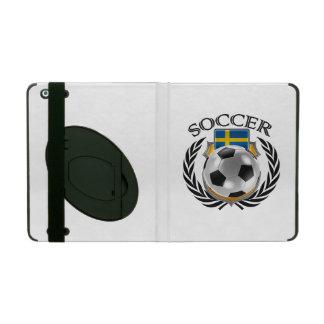 Sweden Soccer 2016 Fan Gear iPad Case