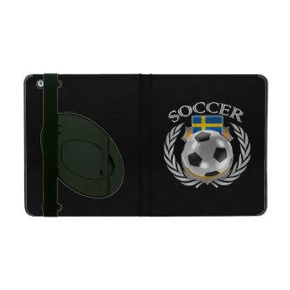 Sweden Soccer 2016 Fan Gear iPad Cover