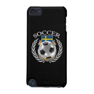 Sweden Soccer 2016 Fan Gear iPod Touch (5th Generation) Cases