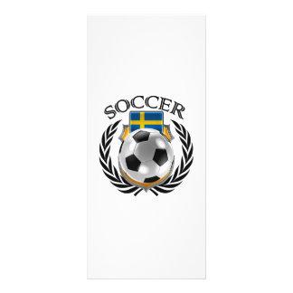 Sweden Soccer 2016 Fan Gear Rack Card