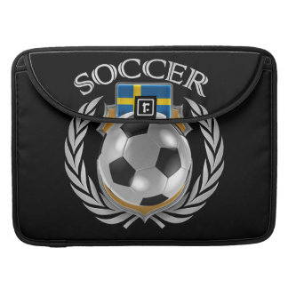 Sweden Soccer 2016 Fan Gear Sleeve For MacBook Pro