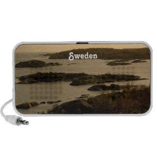 Sweden iPod Speaker