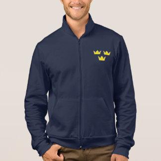Sweden Sports Adidas Track Jacket