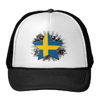 Sweden Star Hat
