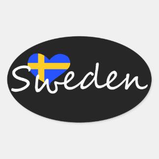 Sweden Stickers