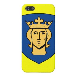 Sweden - Stockholm Crest iPhone 4/4s Case