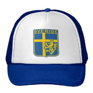 Sweden Sverige Trucker Hat