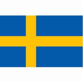 Sweden - Swedish Flag Photo Sculptures