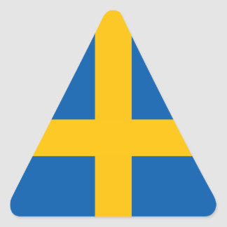 Sweden - Swedish Flag Sticker