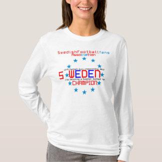 Sweden, Swedish football, Ukraine, Poland T-Shirt