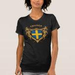 Sweden T Shirts