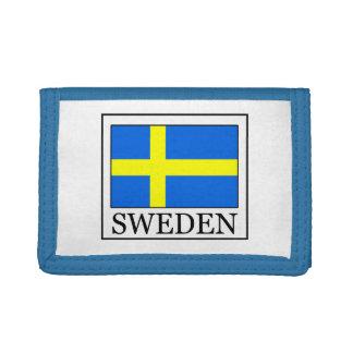 Sweden Trifold Wallet