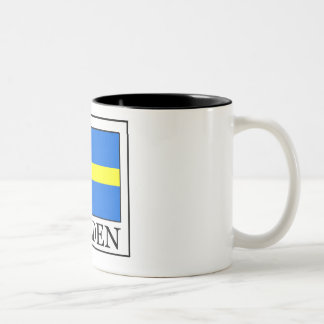 Sweden Two-Tone Coffee Mug