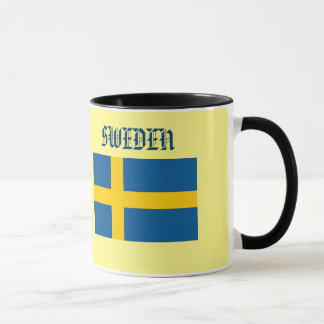 Sweden - Vastmanland Ringer Mug