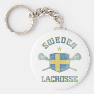 Sweden-Vintage Keychain