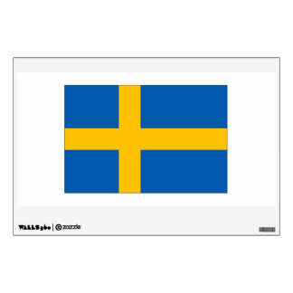 Sweden Wall Decal
