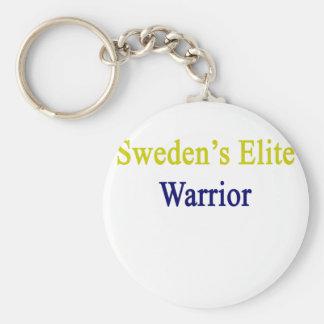 Sweden's Elite Warrior Keychain