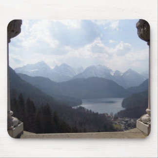 Swedish Alps Mouse pad! Mouse Pad