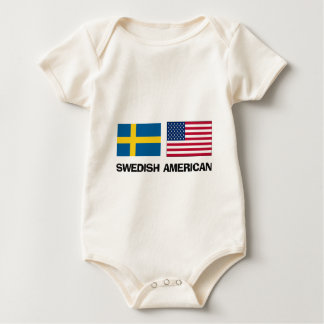 Swedish American Romper