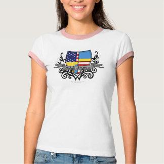 Swedish-American Shield Flag Shirts