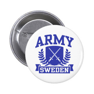 Swedish Army Buttons