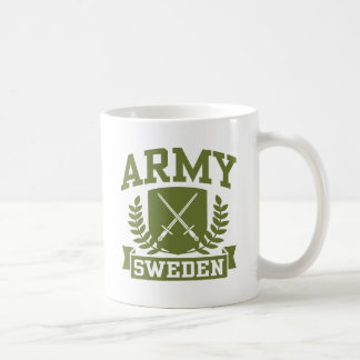 Swedish Army Coffee Mug