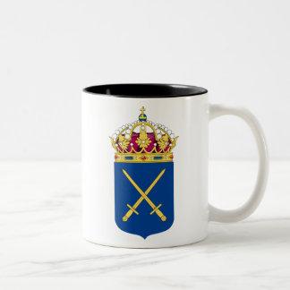 Swedish Army Mug