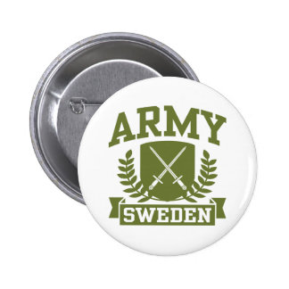 Swedish Army Pin