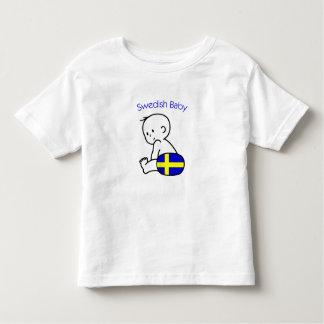 Swedish Baby Toddler T-shirt