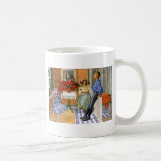 Swedish Brother and Sister 1911 Coffee Mug