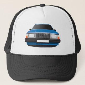 Swedish car trucker hat