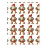 Swedish Christmas Elf Postcards