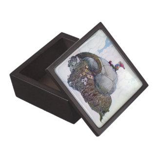 Swedish Christmas Goat: Julebukking - Gift Box
