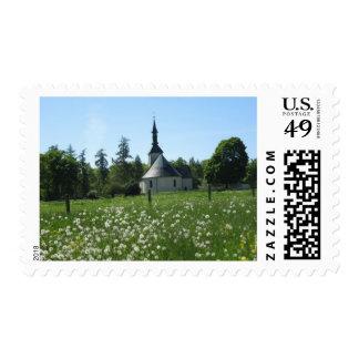 Swedish Church Stamps