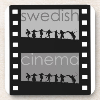 Swedish Cinema Coaster