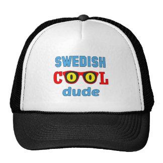 Swedish Cool Dude Trucker Hat