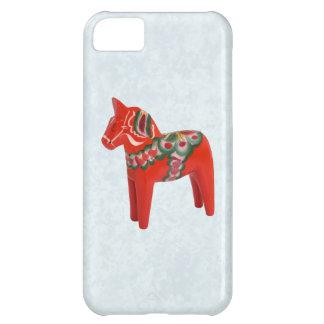 Swedish Dala Horse  Folk Art iPhone 5C Case